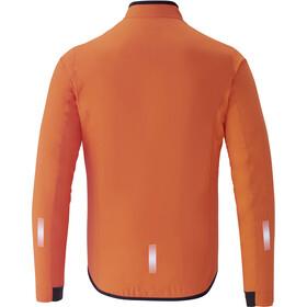 Shimano Variable Condition Chaqueta Hombre, orange